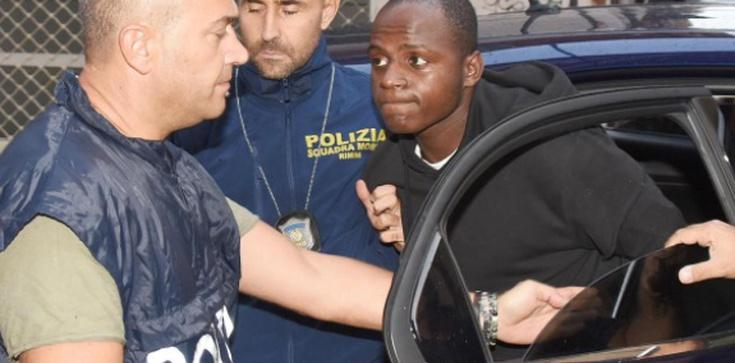 Napadł na parę Polaków w Rimini. Jest decyzja sądu ws. Guerlina Butungu - zdjęcie