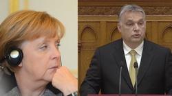 Orban mocno odpowiada na propozycje Merkel dot. granic i UE - miniaturka
