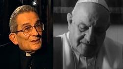 Papież, który odmienił Watykan. Wywiad Grzegorza Górnego z kard. Capovillą, osobistym sekretarzem Jana XXIII - miniaturka