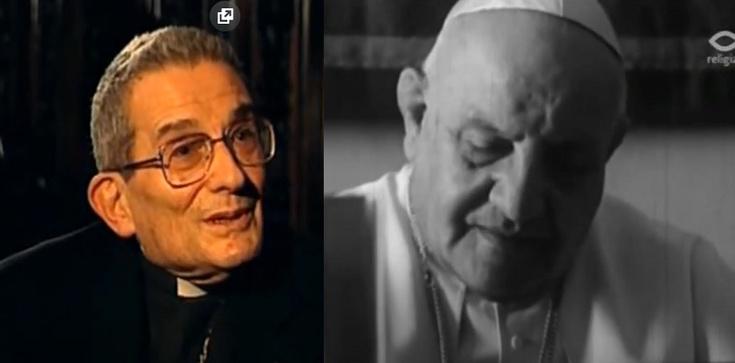 Papież, który odmienił Watykan. Wywiad Grzegorza Górnego z kard. Capovillą, osobistym sekretarzem Jana XXIII - zdjęcie