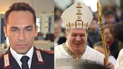 Progejowski kardynał mieszkał z włoskim aktorem - miniaturka