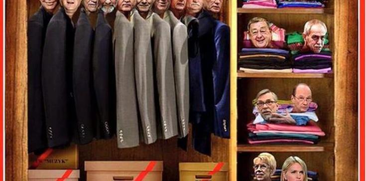 Oto co znaleziono w szafie Kiszczaka! Bolek powinien się naprawdę bać! - zdjęcie