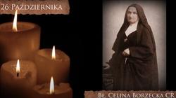 Błogosławiona Celina Borzęcka, zakonnica - miniaturka
