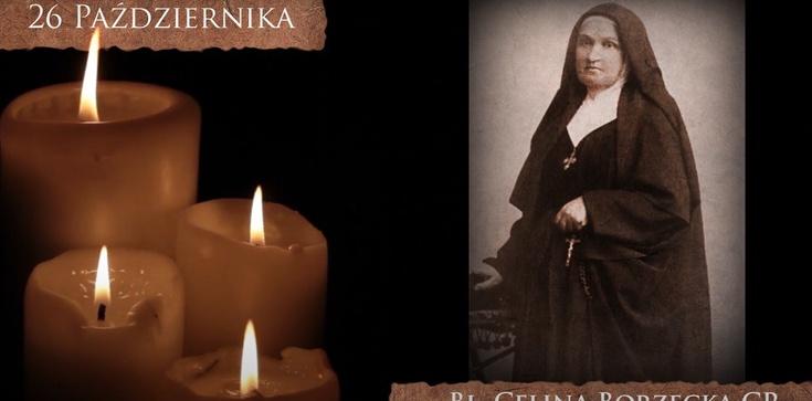 Błogosławiona Celina Borzęcka, zakonnica - zdjęcie
