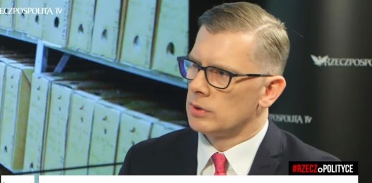Sławomir Cenckiewicz spuentował słowa Wałęsy o 6000zł - zdjęcie
