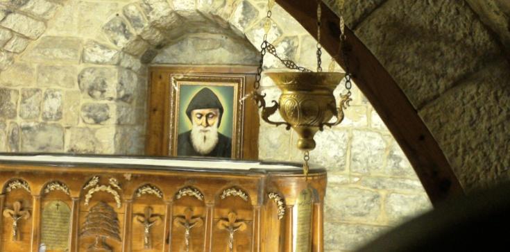 Św. Charbel Makhlouf. Orędzia z Nieba - zdjęcie