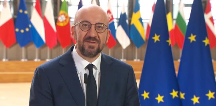 ,,Rosja wybrała konfrontację''. Bezkompromisowa deklaracja szefów unijnych instytucji  - zdjęcie