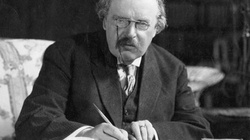 G. K. Chesterton o ... przekazach z zaświatów - miniaturka