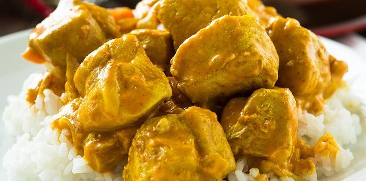 Pomysł na obiad! Najlepsze curry na świecie - zdjęcie