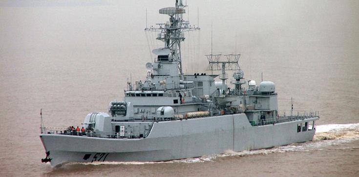 Przyjacielska wizyta chińskich okrętów - zdjęcie