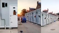 [Wideo] Szokujące. Chiny. Obozy koncentracyjne dla chorych na Covid-19 - miniaturka