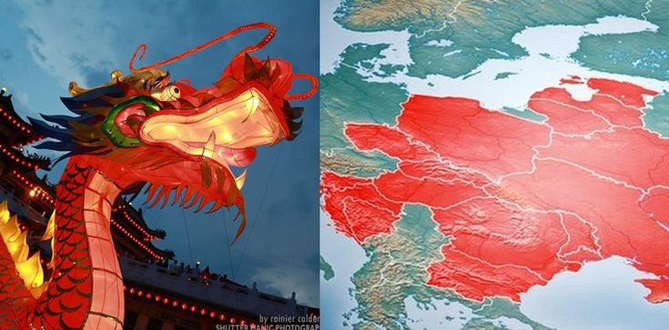 Czy Chiny zbudują Międzymorze? - zdjęcie