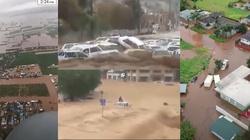 [Wideo] To przypomina armagedon: Chińskie miasta pod wodą - miniaturka