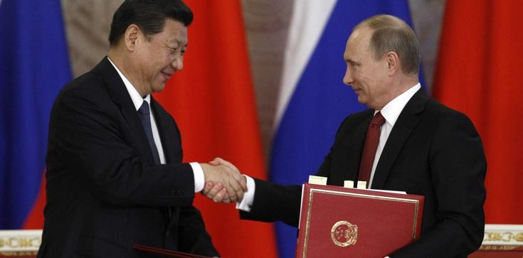 O tym, jak Chiny pożerają Rosję - zdjęcie