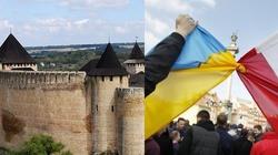 Chocim. Wspólne bohaterstwo, wspólna krew Polaków i Kozaków ukrainnych - miniaturka