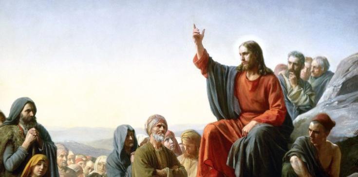 ,,Tylko w swojej ojczyźnie, wśród swoich krewnych i w swoim domu może być prorok tak lekceważony''. - zdjęcie