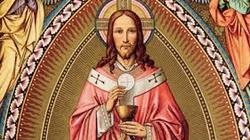Odmów DZIŚ Litanię do Chrystusa kapłana i żertwy - miniaturka