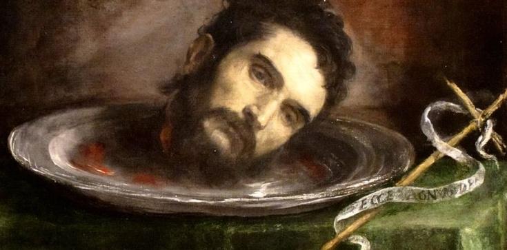Benedykt XVI: O męczeństwie św. Jana Chrzciciela - zdjęcie