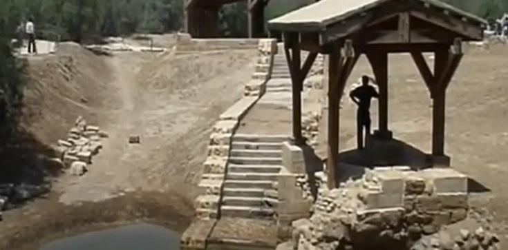 Miejsce chrztu Jezusa rozminowane i znów dostępne dla wiernych - zdjęcie