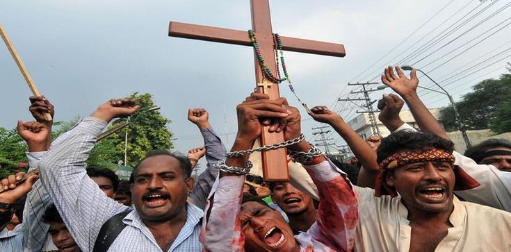 Dżihadyści mordują chrześcijan w obozach dla uchodźców! - zdjęcie