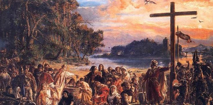 Dziś Święto Chrztu Polski! ,,Trzeba je świętować każdego roku'' - zdjęcie