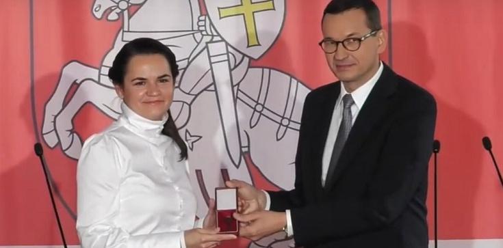 Cichanouska: Białoruś po nowych wyborach będzie miała dobre stosunki z Polską - zdjęcie