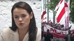 Tichanowska na posiedzeniu PE: Już nie jesteśmy opozycją, jesteśmy większością - miniaturka
