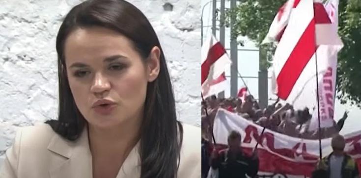 Tichanowska na posiedzeniu PE: Już nie jesteśmy opozycją, jesteśmy większością - zdjęcie