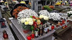Zamknięcie cmentarzy. Rząd pomoże handlowcom   - miniaturka