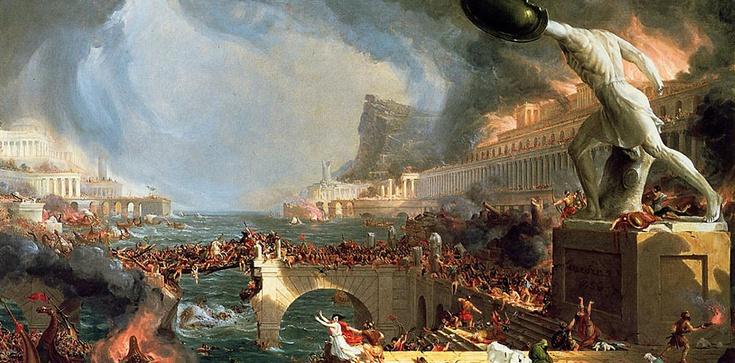 Barbarzyńcy znowu u bram Europy! - zdjęcie