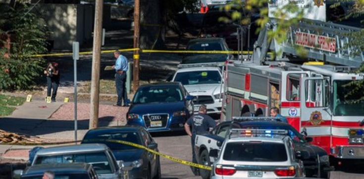 Tragiczny dzień. Trzy osoby zginęły z ręki szaleńca - zdjęcie