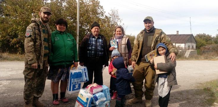 Kościół katolicki na Ukrainie dziękuje Polsce za pomoc - zdjęcie