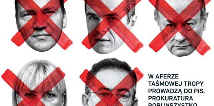 Newsweek znowu atakuje PiS. Tym razem obwinia PiS za ... aferę taśmową! - zdjęcie