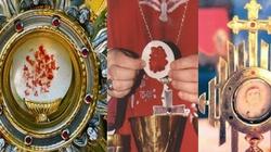 Cuda eucharystyczne - manifestacja Bożej obecności - miniaturka
