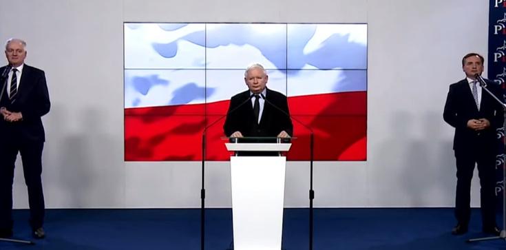 Jarosław Kaczyński: Wybory najpóźniej 28 czerwca - zdjęcie