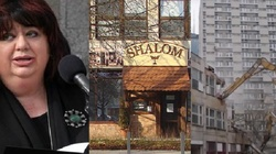 Gołda Tencer: To Żyd Żydowi ukradł Teatr Żydowski - miniaturka