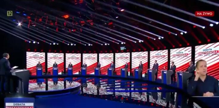 Kto wygrał debatę? Internauci komentują - zdjęcie