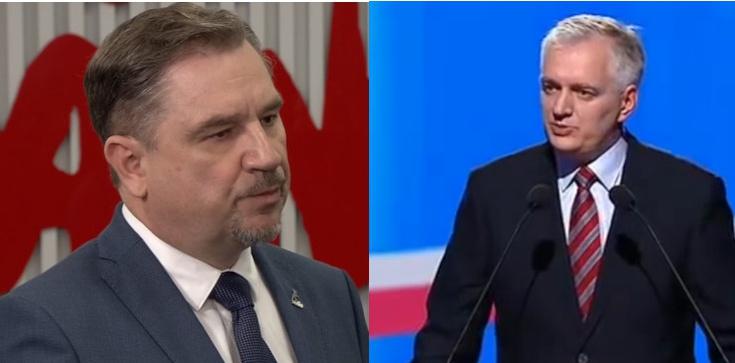 P. Duda o nominacji Gowina: ,,To jak naplucie w twarz''  - zdjęcie