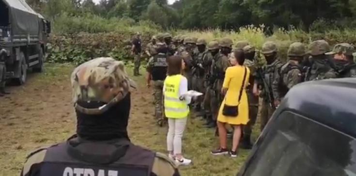 TYLKO U NAS! Barbara Dziuk: Opozycji nie chodzi o pomoc uchodźcom  - zdjęcie