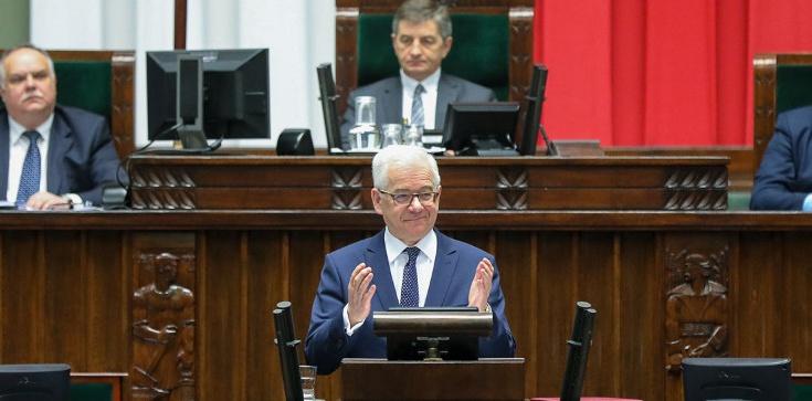 Jakiej Unii Europejskiej chcą Polacy? Odpowiada min. Czaputowicz - zdjęcie
