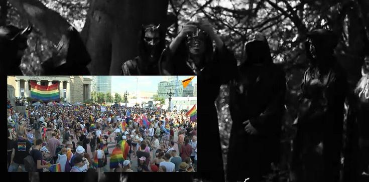 """Szokujące! Odprawiono satanistyczną mszę w intencji """"Parady Równości"""" w Warszawie - zdjęcie"""
