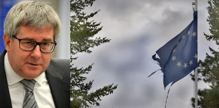 Ryszard Czarnecki: Unia Europejska: ruchome piaski, nieboszczka – eurokonstytucja i Brexit - zdjęcie