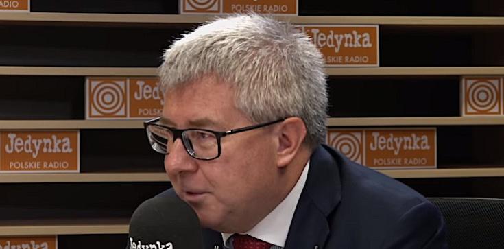 Ryszard Czarnecki dla Frondy: To wielka porażka lewicy - zdjęcie