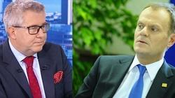 Ryszard Czarnecki: Prędzej mi kaktus wyrośnie, niż Tusk wystartuje w wyborach - miniaturka