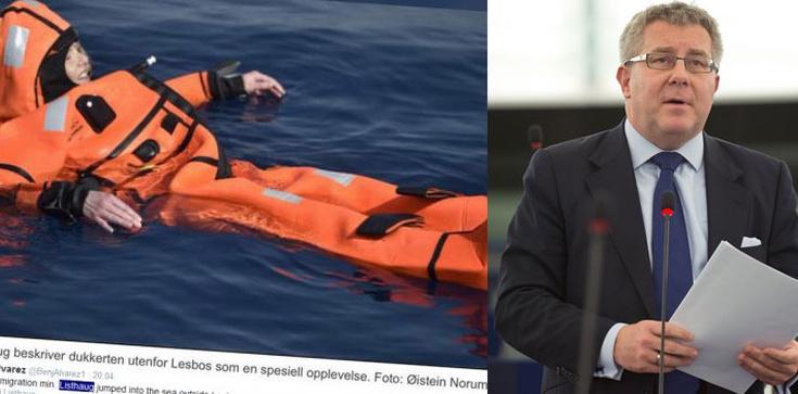 Ryszard Czarnecki dla Fronda.pl: Dla medialnej sławy norweska minister skoczy do wody, a jej koleżanka zatańczy na rurze. To są zakładnicy politycznej poprawności - zdjęcie