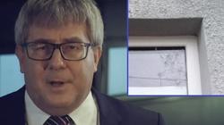 TYLKO U NAS! Czarnecki: Od słów nienawiści do kul! Dzisiaj ostrzelano biuro poselskie Ryszarda Czarneckiego w Nowym Dworze Mazowieckim - miniaturka