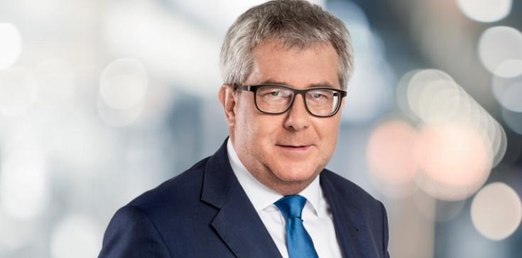 Ryszard Czarnecki dla Frondy: W kwestii Rosji Macron myśli podobnie jak polski rząd - zdjęcie