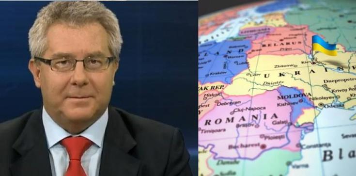 Czarnecki dla Fronda.pl: W polskim interesie jest to, by Ukraina była częścią wpływów Polski i Zachodu - zdjęcie