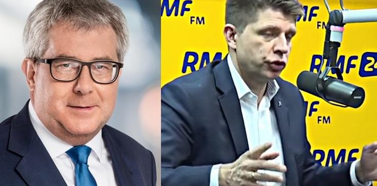Czarnecki ostro o Petru: Lepiej, żeby człowiek od Sześciu Króli milczał... - zdjęcie