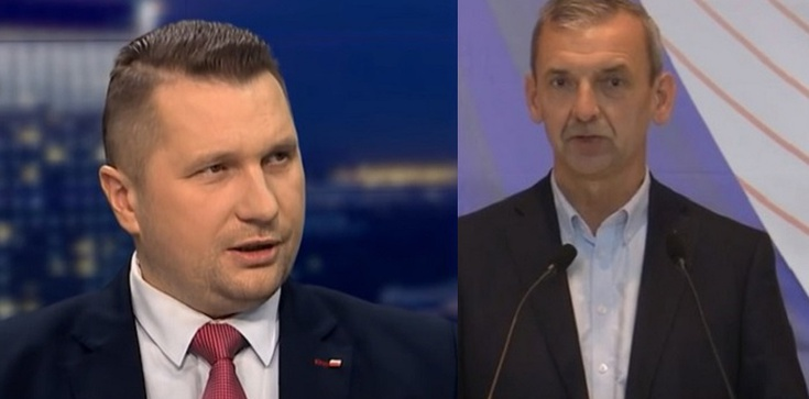 Minister Czarnek odpowiada na histerię Broniarza i ZNP - zdjęcie